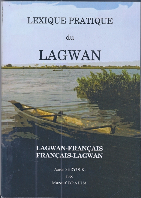 Lagwan-French Dictionary, 2014