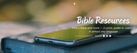 BibleWebPage
