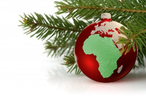 Christmas Africa